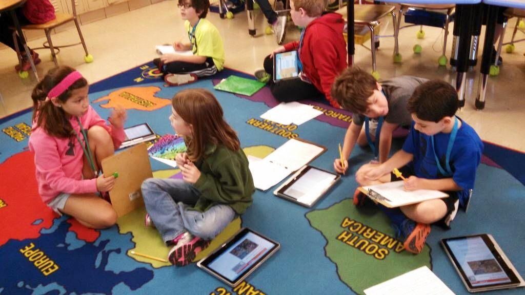 Self Regulated Learning in Kindergarten through Student-Centered Learning Environments
